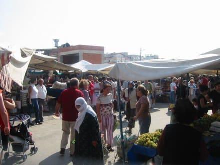 Bazaar Manavgat - Markt