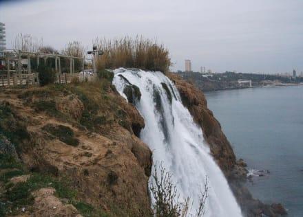 tiefste wasserfall - Unterer Düden Wasserfall / Karpuzkaldiran Şelalesi