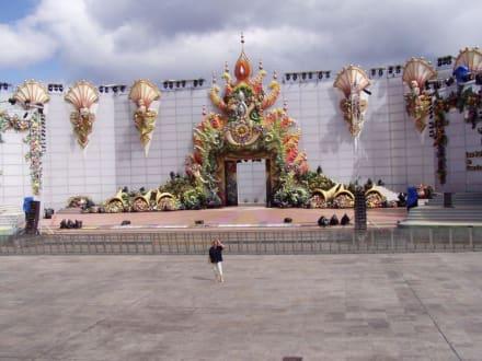 Die wunderschöne Bühne - Karneval in Las Palmas