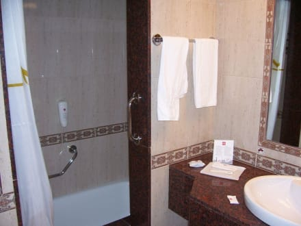 neues badezimmer bild hotel riu palace tres islas in corralejo fuerteventura spanien