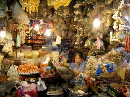 Markt/Bazar/Shop-Center - Hong Kong Island Tour