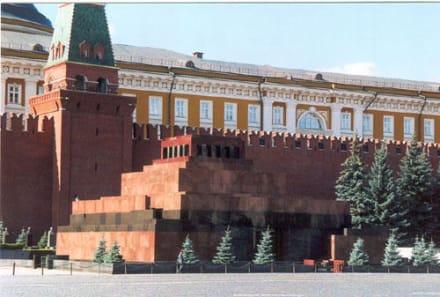 Lenin Mausoleum in Moskau - Lenin Mausoleum