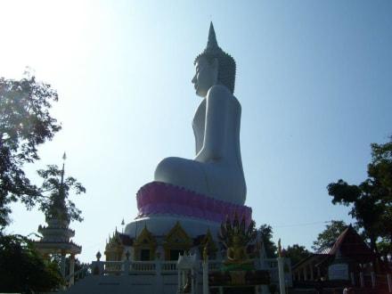 Der Weisse Buddha - Weisser Buddha