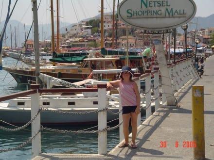 Hafen - Yachthafen Marmaris