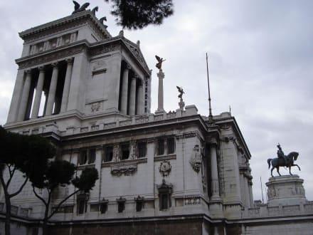 Außenansicht - Monumento Nazionale a Vittorio Emmanuele II
