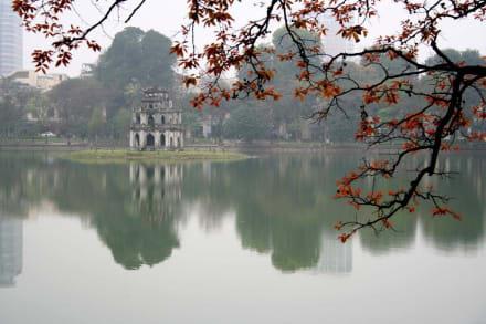 Melancholische Idylle - Hoan Kiem See