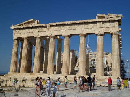 Historic sites (castle, palace, ruins, etc.) - Acropolis / Parthenon Athens