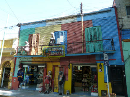 Building (other) - La Boca District