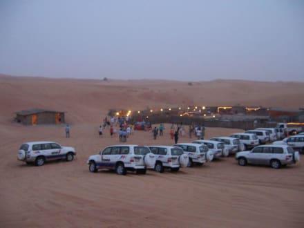Camp - Wüstentour Sharjah