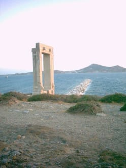 Die Portara - Tempel des Apollonas - Portara Naxos