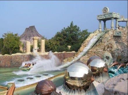 Wasserrutsche - Gardaland