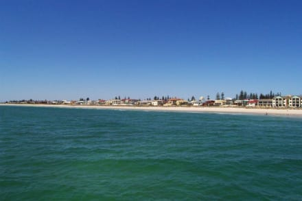 Henley Beach - Henley Beach und Jetty