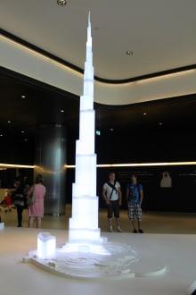 Kleiner Burj Khalifa - Burj Khalifa ex Burj Dubai
