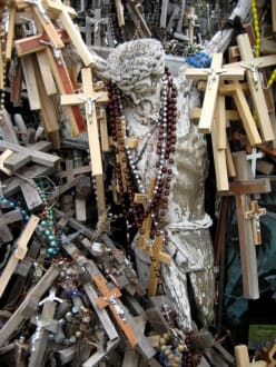 Sights (other) - Hill of Crosses Siauliai