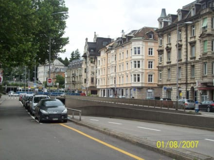 Sonstige Sehenswürdigkeit - Altstadt Zürich