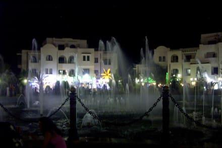 Wasserspiele - Yachthafen Port el Kantaoui