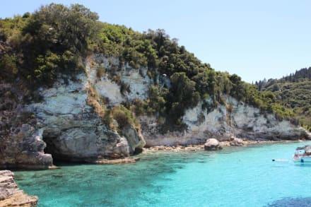 Sonstiges Freizeitbild - Schiffsrundfahrt Paxos-Antipaxos