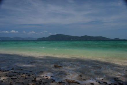 Strand/Küste/Hafen - Koh Hai Strand