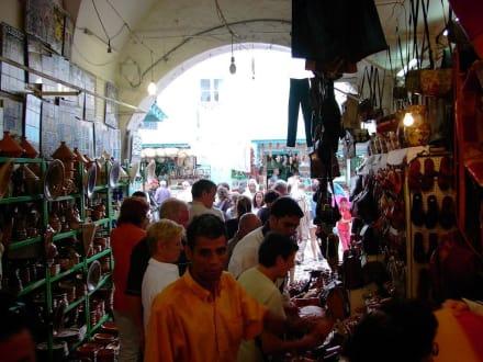 Markttag in Nabeul - Markt