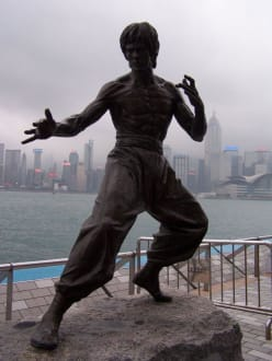 Bruce Lee - Avenue of Stars