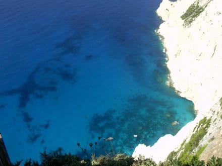 Nördlichste Punkt Zakynthos - Kap Gerakas