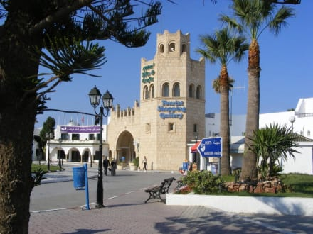 Market/Bazaar/Shopping center  - Shopping, Sousse