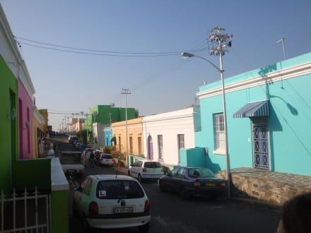 Bunte Hausfassaden - Bo-Kaap
