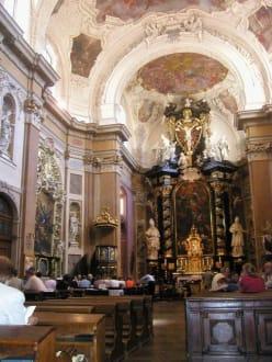 Kirche  Sv. Vorsila - Altstadt Prag