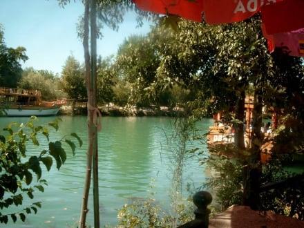 Manavgat Fluss - Manavgat Wasserfälle