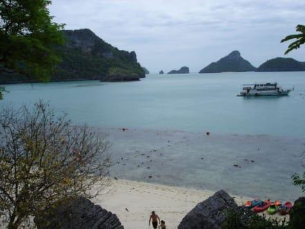 Ausblick - Ang Thong Marine National Park