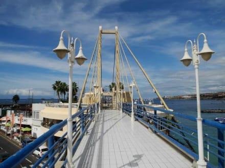 Brücke Puerto Colon - Yachthafen Puerto Colón