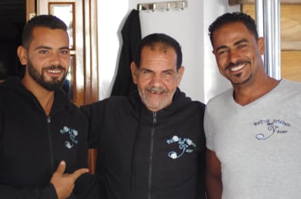 Sein Crew - Delfinschwimmen Yasser