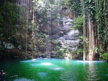 Ausflug - Cenote Dzitnup