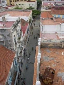 Ausblick auf Havanna - Hotel Ambos Mundos & Hemingways Zimmer