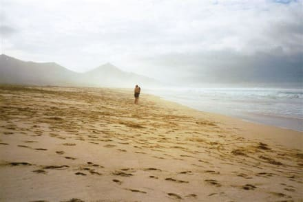 Strand von Cofete - Playa de Cofete