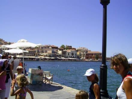 Chania - Hafen Chania
