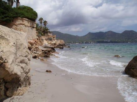 Bucht - Strand Cala Bona