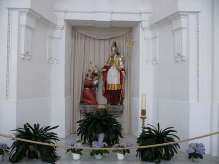 Heiligenfigur - Dom von St. Blasien