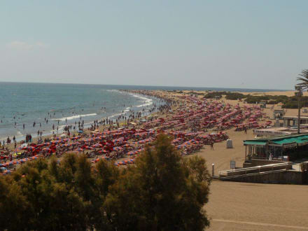 Playa Del Ingles - Strand Maspalomas