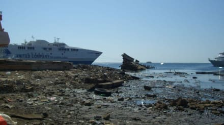 Untergang - Bootswerft Hurghada