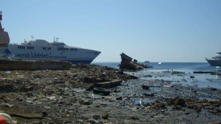 Untergang - Bootswerft Hurghada
