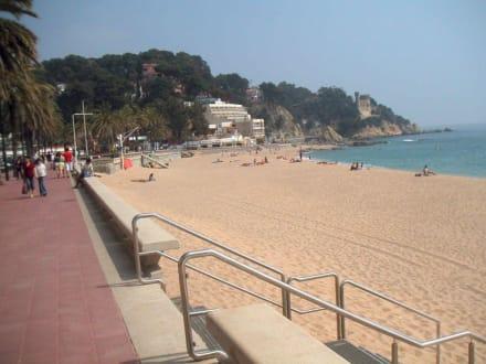 Strand - Strand Lloret de Mar