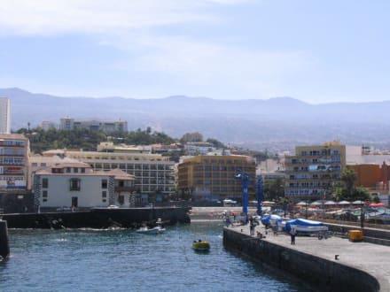 Hafen von Puerto de la Cruz - Fischereihafen Puerto de la Cruz
