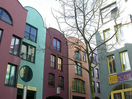 Bremen, buntes Schnoorviertel - Schnoorviertel