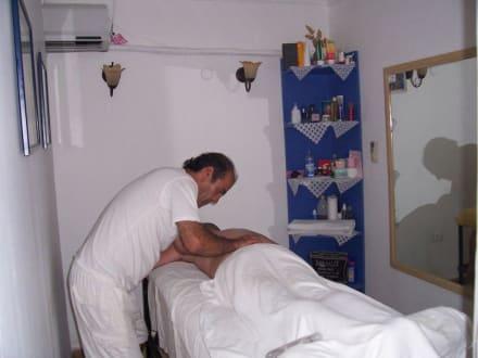 Massagepraxis bei Pasha - Massage Praxis