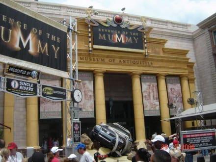 Revenge of the Mummy - Universal Studios Florida