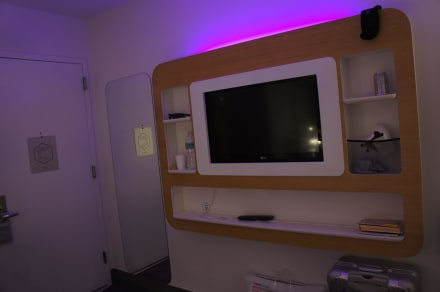 Zimmer - Hotel Yotel New York at Times Square West