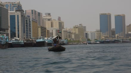 Waters (river/lake/waterfall)  - Dubai Creek
