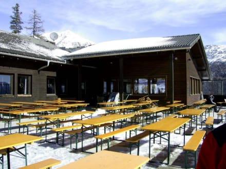 Restaurant - Skigebiet Schwemmalm