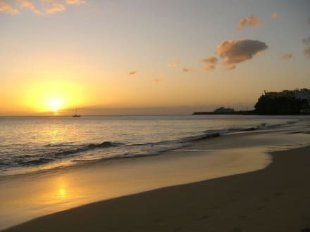 Abendstimmung - Strand Morro Jable